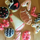 Alta High Homecoming Cookies